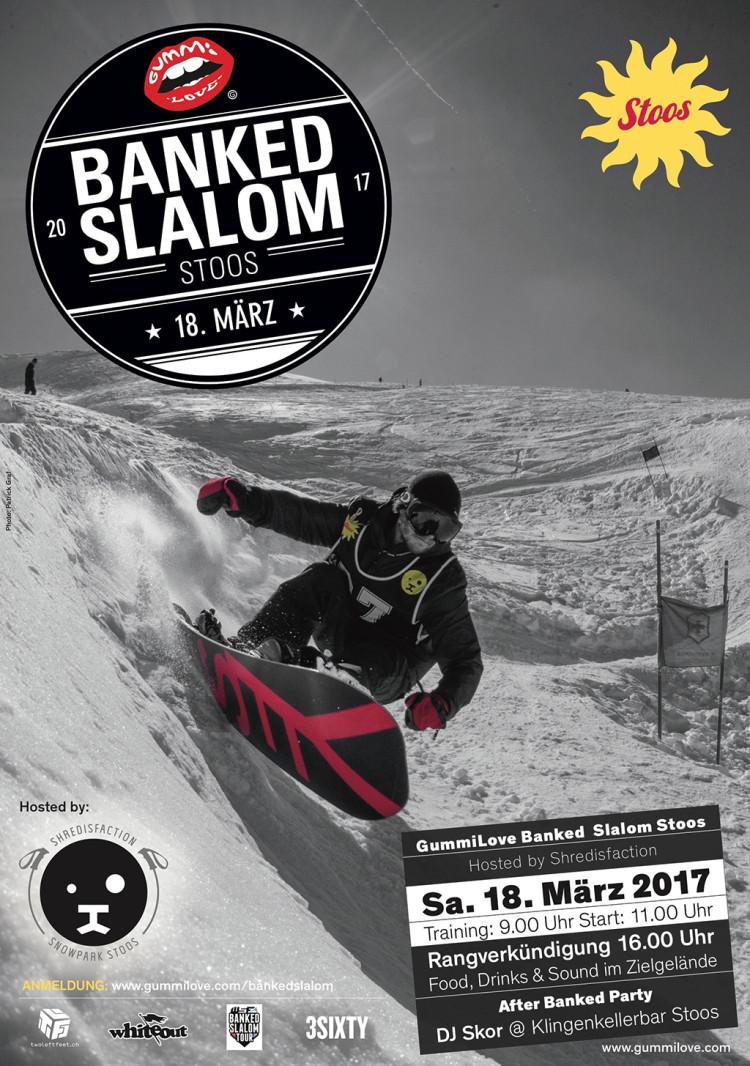 GUMMILOVE BANKED SLALOM 2017