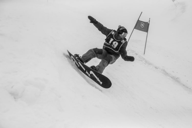 GummiLove Banked Slalom 2018 auf dem Stoos
