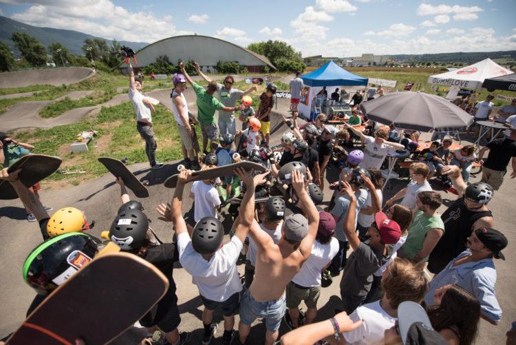 Die Sk8board PumpKing Challenge geht in die Dritte Runde