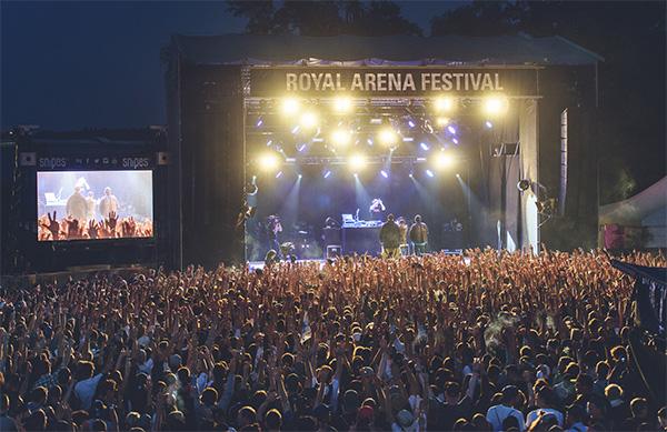 Royal Arena Festival Orpund 17. – 18.08.2018